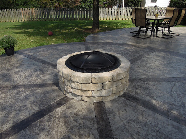 10 Easy DIY Fire Pits You Can Make For Under $100 #firepitideas