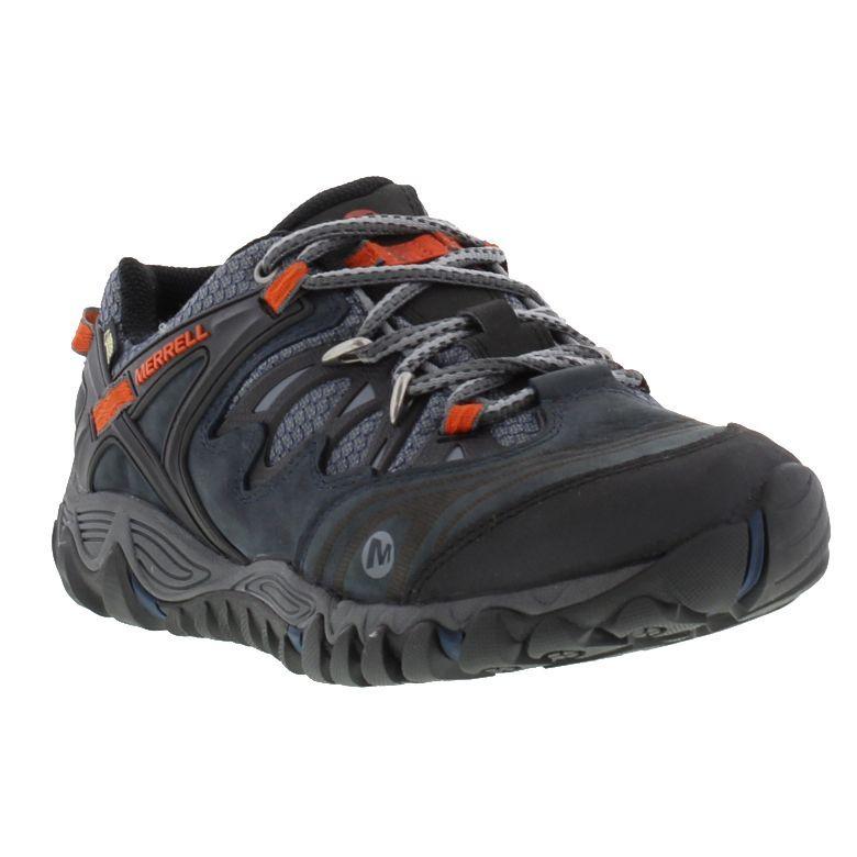 Merrell Allout Blaze Walking Boots (Men's) - Blue Wing Excellent Quality Cheap Retail