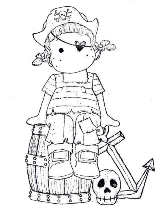magnolia stamps coloring pages - photo#27