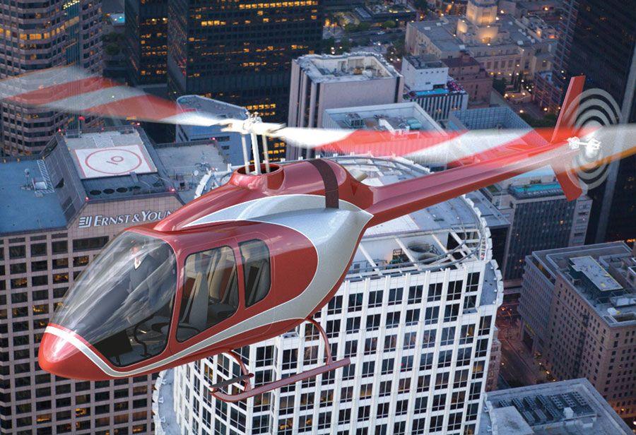Bell SLS (Short Light Single). Bell Launches New Short, Light Single Helicopter at Paris 2013.  Hopefully, at a price close to the R66 as well...
