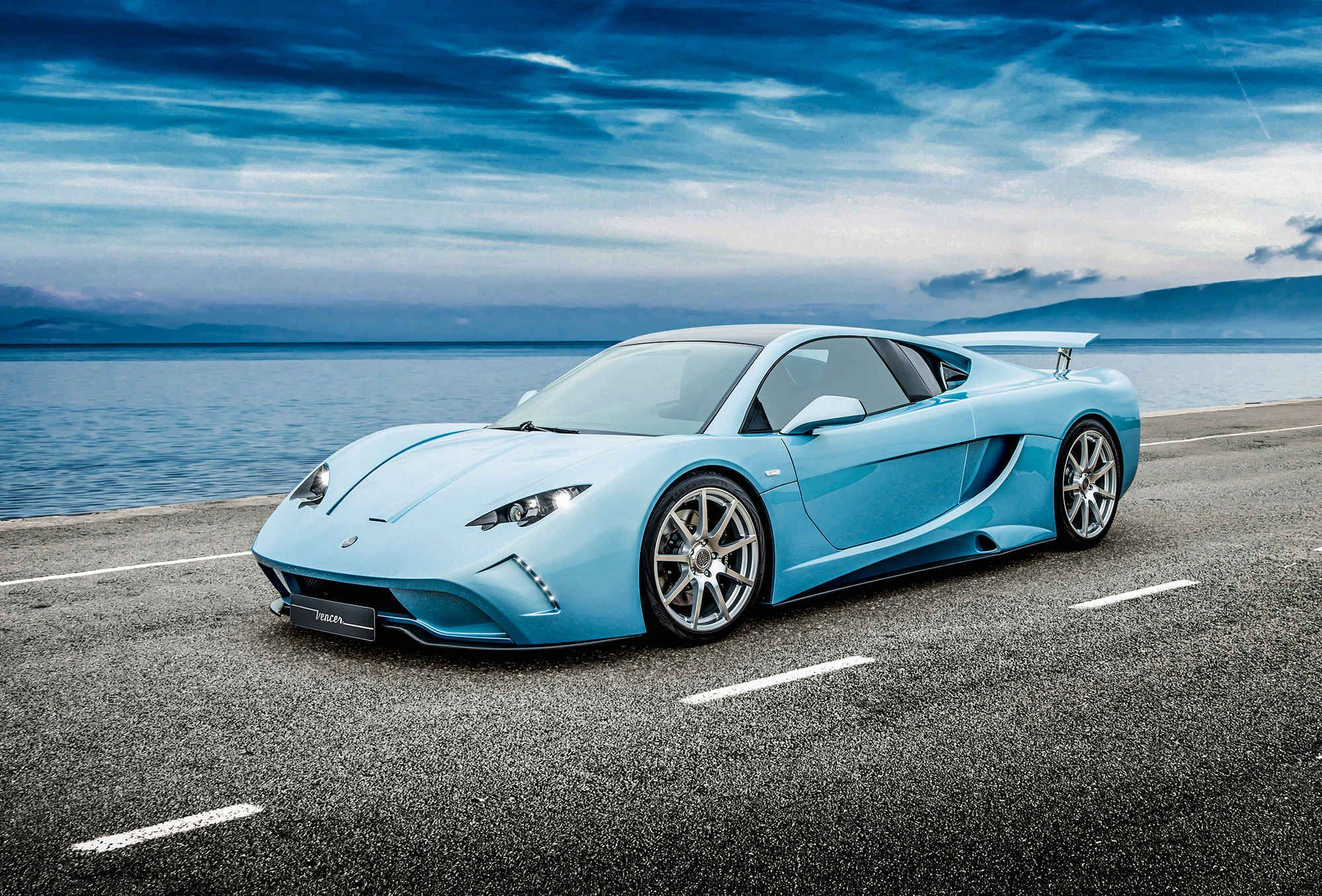 Is The Vencer Sarthe The Purest Supercar Money Can Buy Super Cars Sports Car Sport Cars