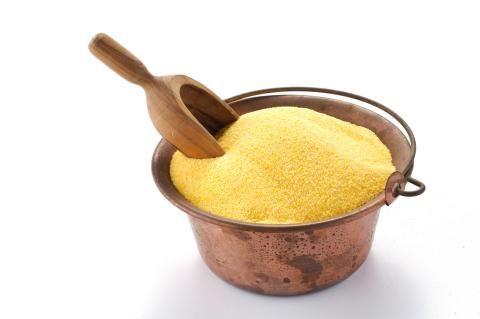 Informação Nutricional - Xerém de Milho. Calorias, gorduras totais, saturadas, trans, colesterol, sódio, carboidratos, fibras, açúcar, proteínas, fósforo