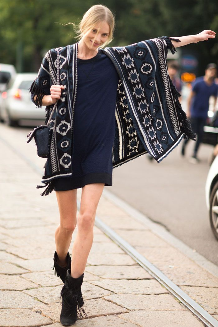 on the streets - inspiration ethnic echoes