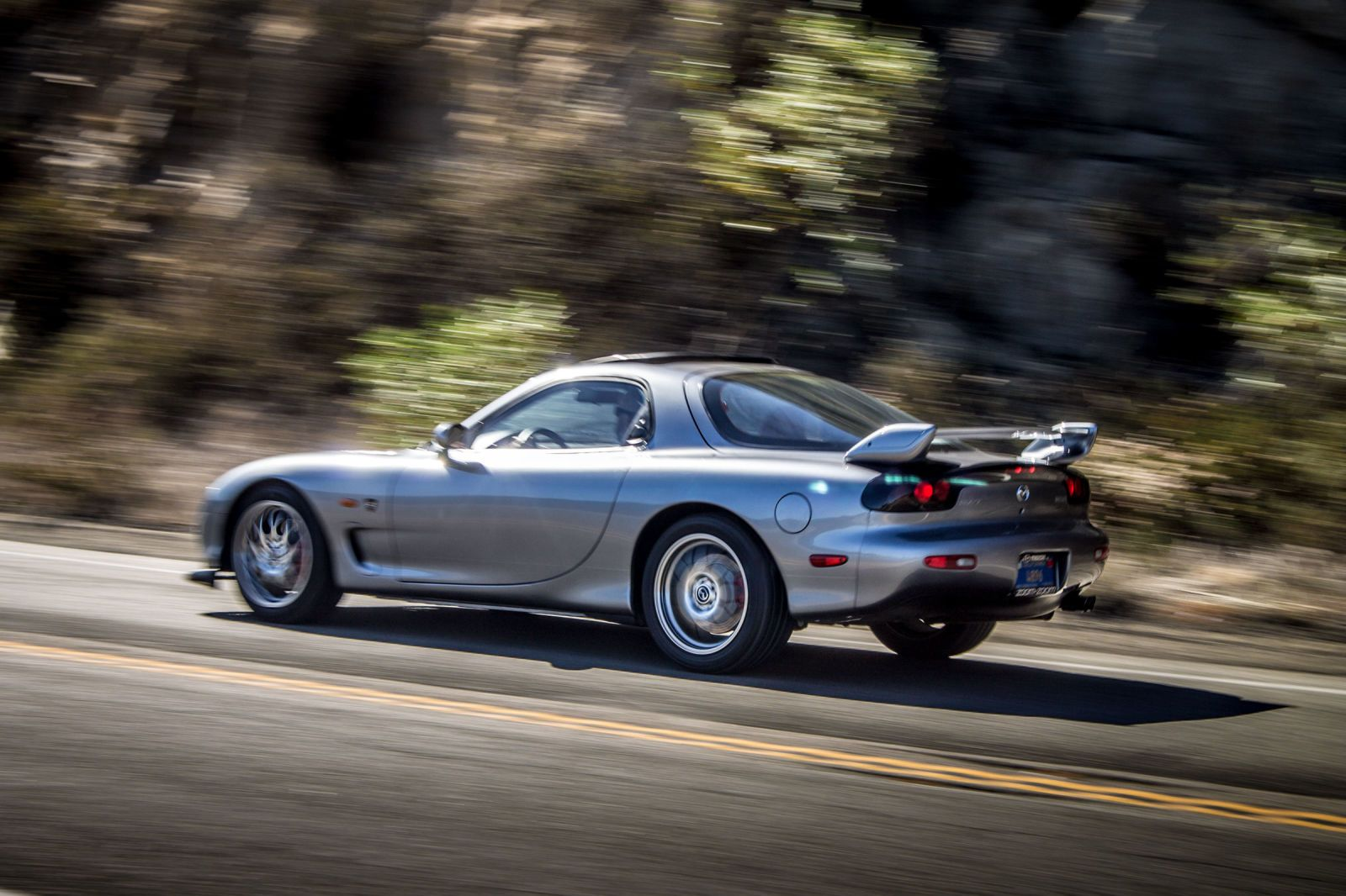 What It S Like To Drive The Only Mazda Rx 7 Spirit R In America