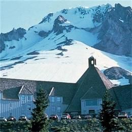 Timberline Lodge...from my first skiing adventure over 20 years ...