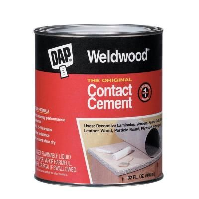 Dap Weldwood 32 Fl Oz Original Contact Cement Lets