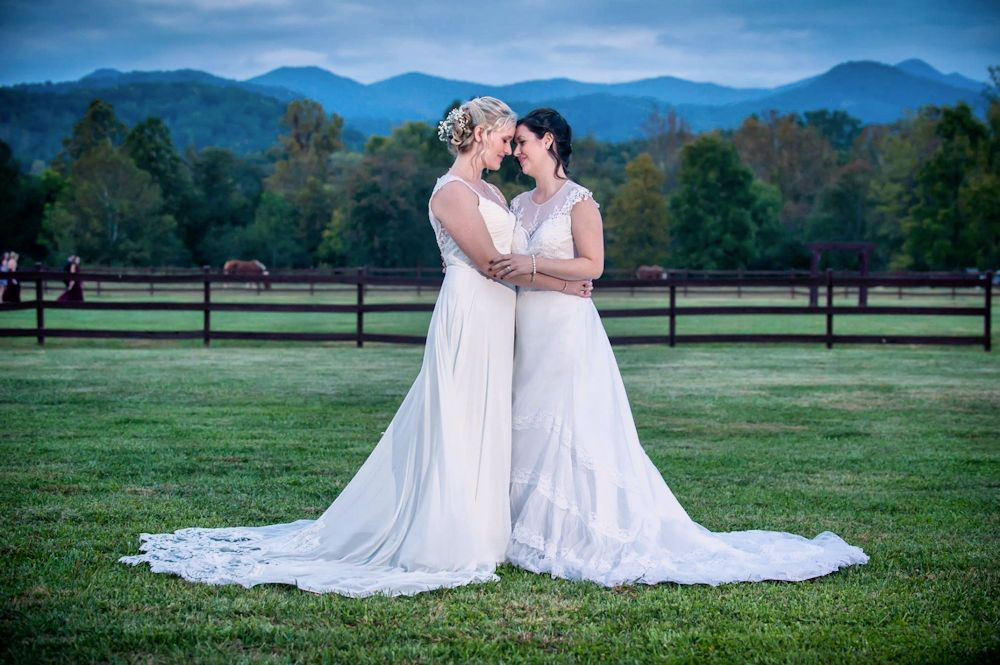 Love is in the air in Asheville! See our Top 30 Wedding ...