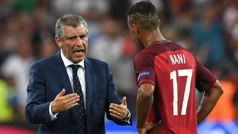 """Portugal manager Fernando Santos has no problem with people viewing his side as """"ugly ducklings"""" among the remaining teams in Euro 2016"""
