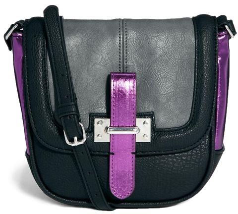 Asos Slot Through Saddle Bag
