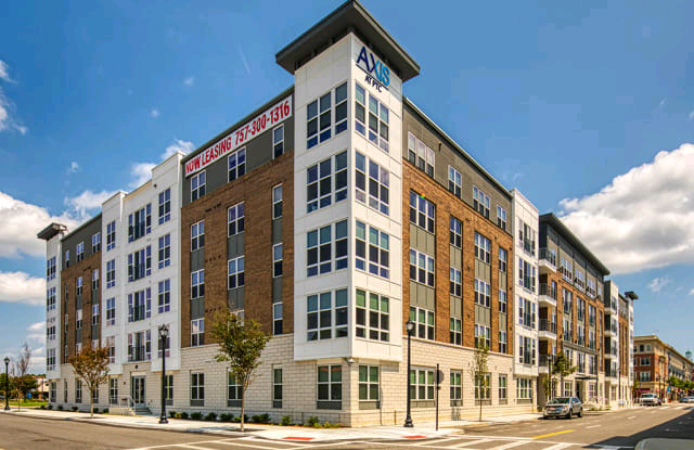Newly Opened 162 Unit Axis At Peninsula Town Center In Hampton Virginia Experiences Rapid Lease Up And Rave Re Multifamily Property Management Life Alert Life