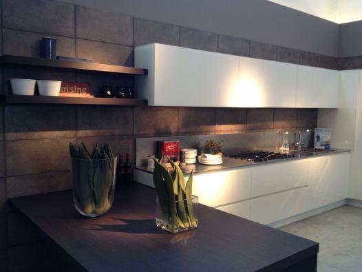 Cucina angolare Zampieri Cucine Line K a Padova | Design ...