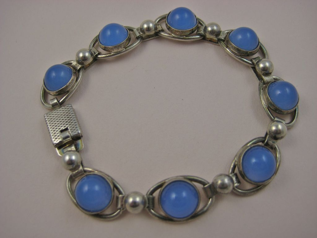 A Superb Modernist Bracelet By The