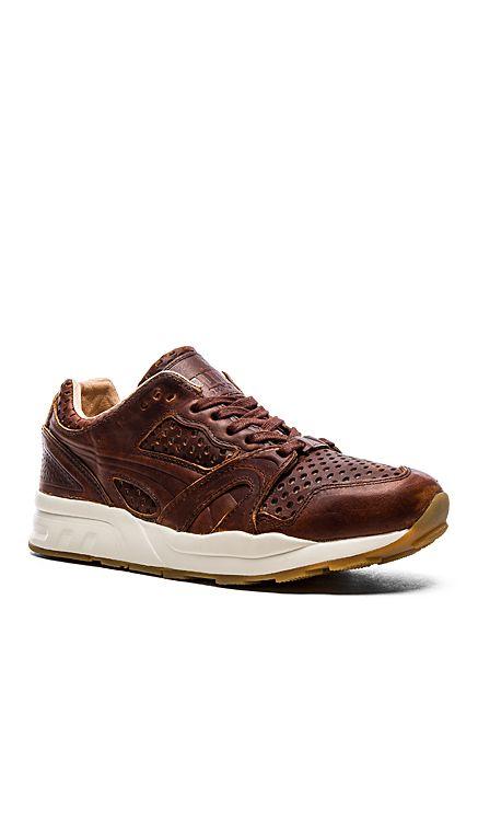 Puma Select XT2 Leather en Cashew Turtledove | REVOLVE