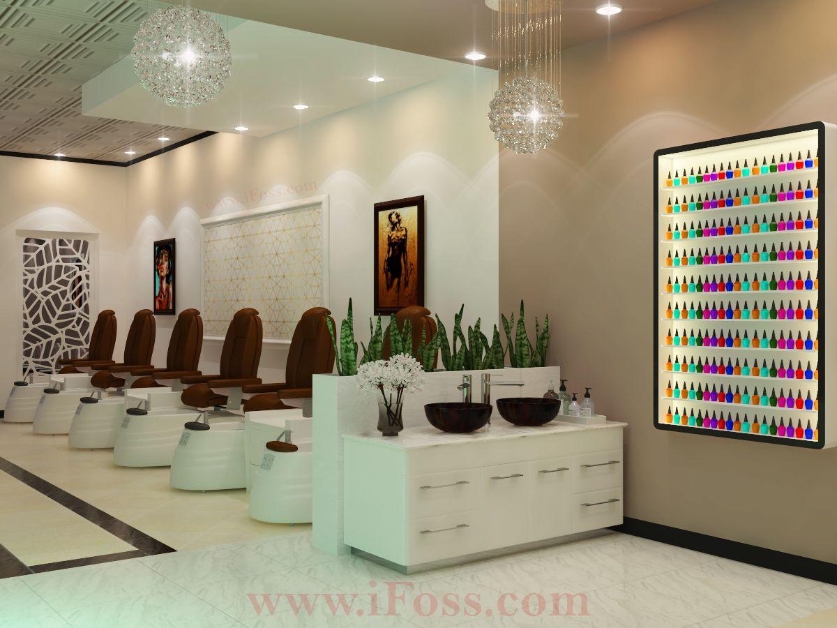 Beautiful Pedicure Area Design For Nail Salon Design Manufacture By Ifoss Contempo Line Check More Fur Nail Salon Design Salon Design Beauty Salon Design