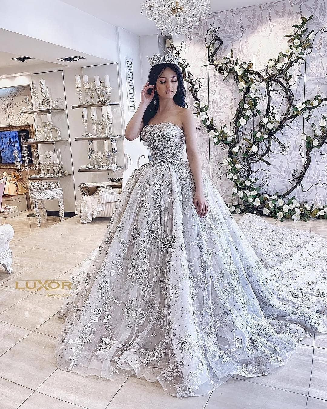 Dress Up On Instagram 1 2 3 4 5 6 7 8 9 Or 10 Follow Us Nihiean For Promotion For Selling Dress Nihiean Ball Gowns Wedding Wedding Dresses Gowns