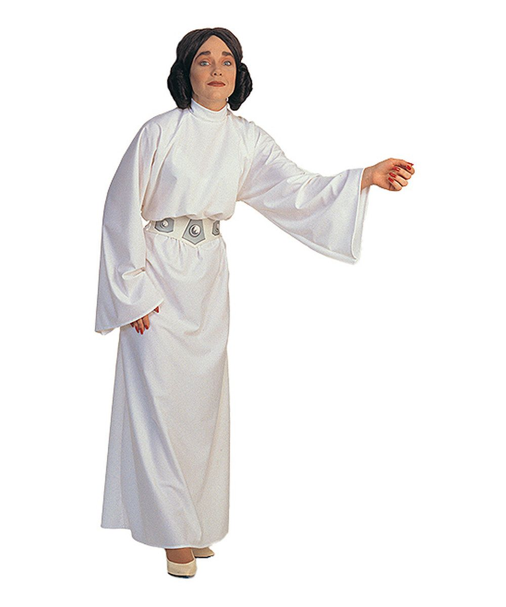 Take a look at this Rubie's White Princess Leia Dress-Up Set - Women on zulily today!