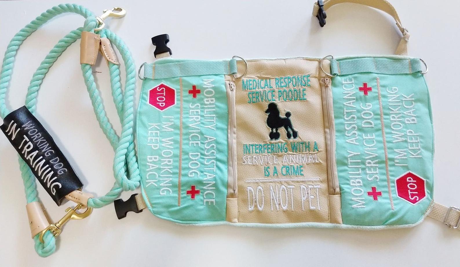 Custom service dog vest etsy service dog vests