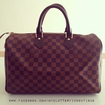 1e5c209cf859 Bag · Louis Vuitton Damier Ebene ...