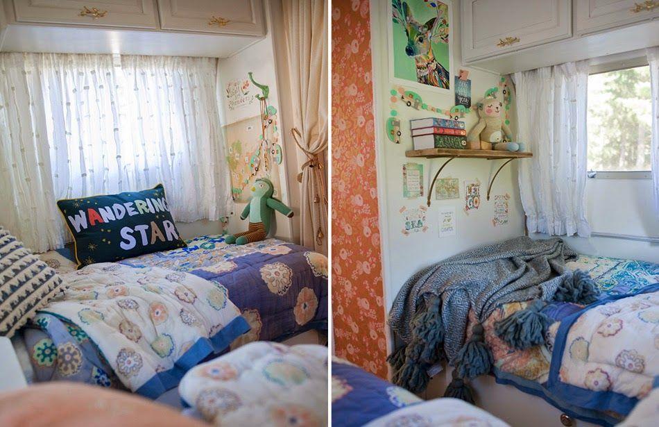 une caravane r tro r nov e pinterest caravane r tro caravane et r tro. Black Bedroom Furniture Sets. Home Design Ideas