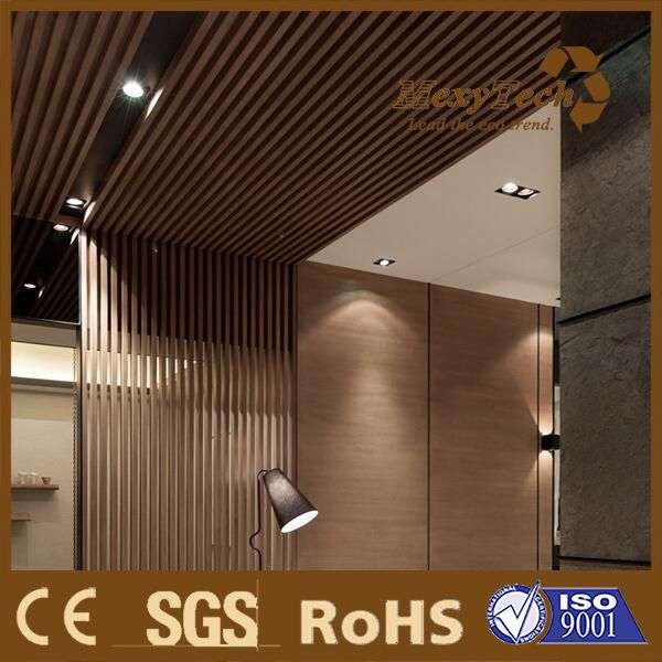 Pop Ceiling Designs Pvc Material Strip Type Roof Hanging Ceiling