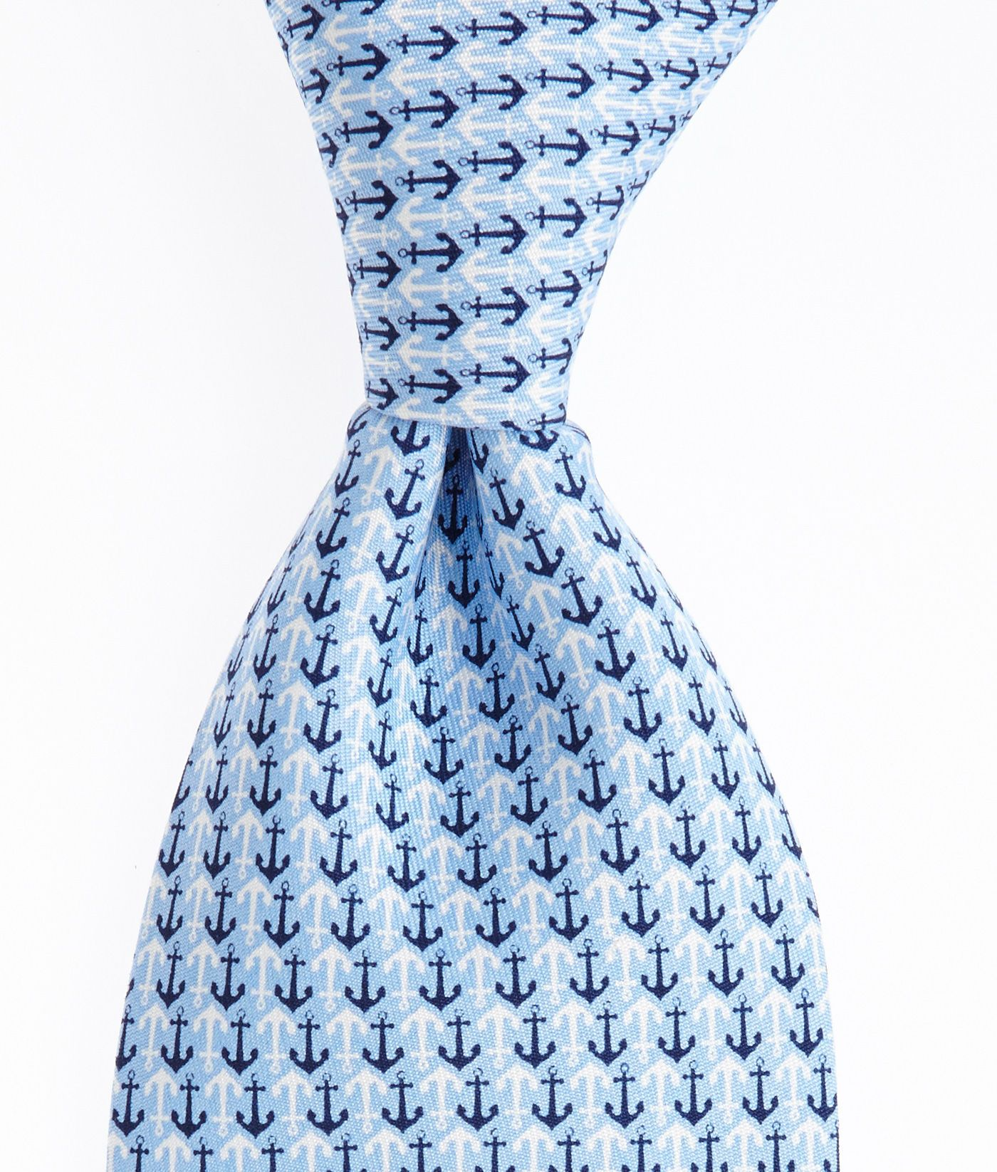 bc853d7bb0d6 Shop Silk Ties: Anchor Geo Printed Tie for Men | Vineyard Vines ...