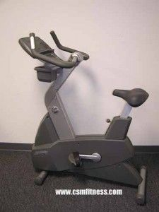 Used Life Fitness 95ci Upright Bike For Sale Upright Bike Fit Life At Home Gym