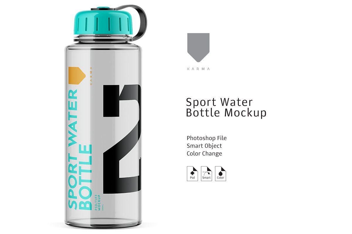 Download Sport Water Bottle Mockup Bottle Mockup Sport Water Bottle Water Bottle
