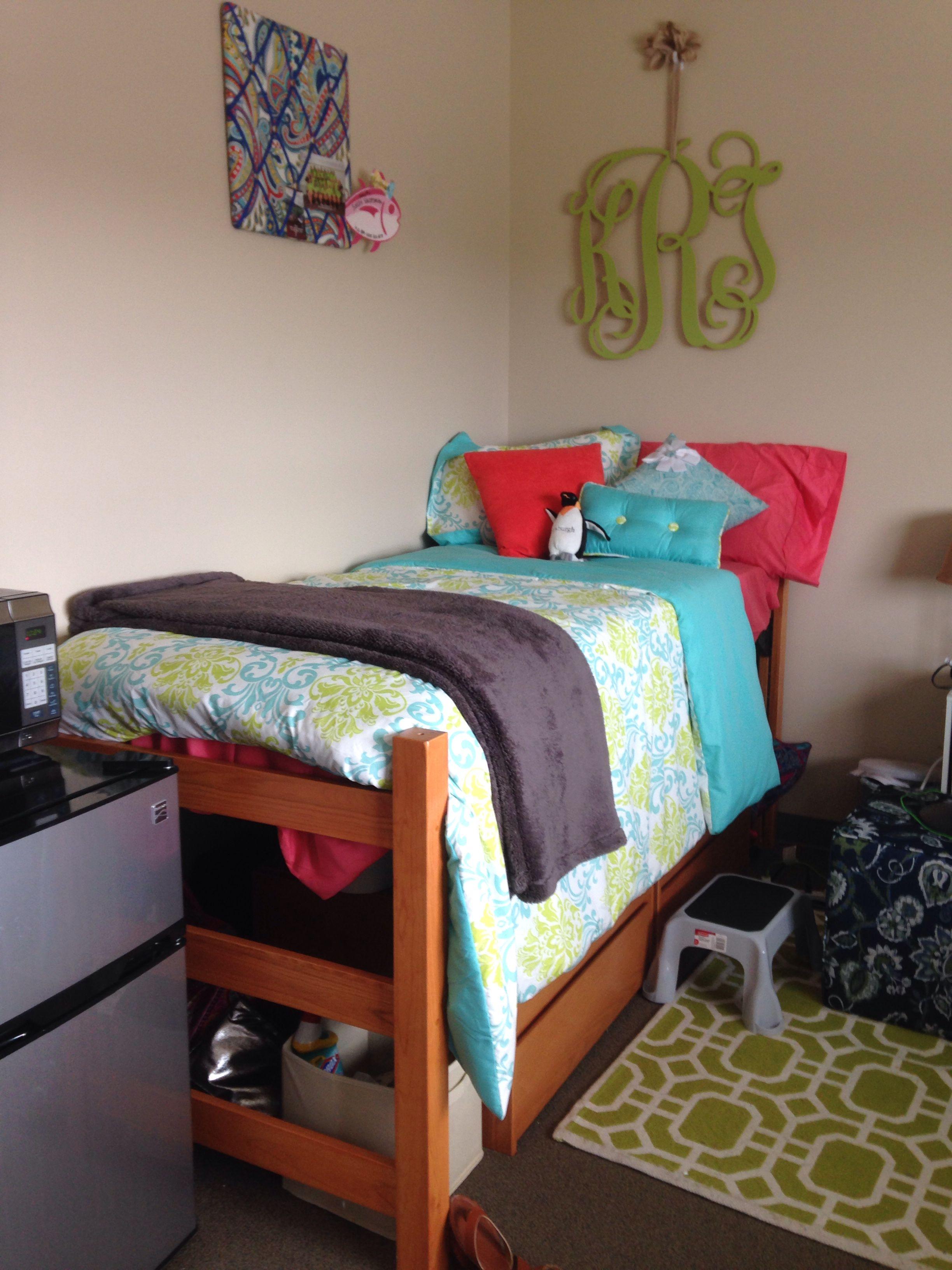 Troy University Dorm Room Part 93