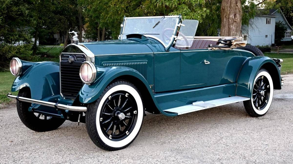 1925 Pierce Arrow 80 For Sale 1845871 Hemmings Motor News
