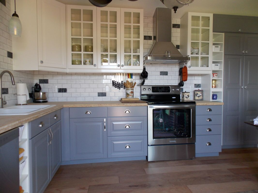 Schmidt Construction Prides Itself In Its IKEA Kitchen Cabinet Remodels. We  Take The Old, Crowded Kitchen And Make It Beautiful And Usable By Creating  Space ...