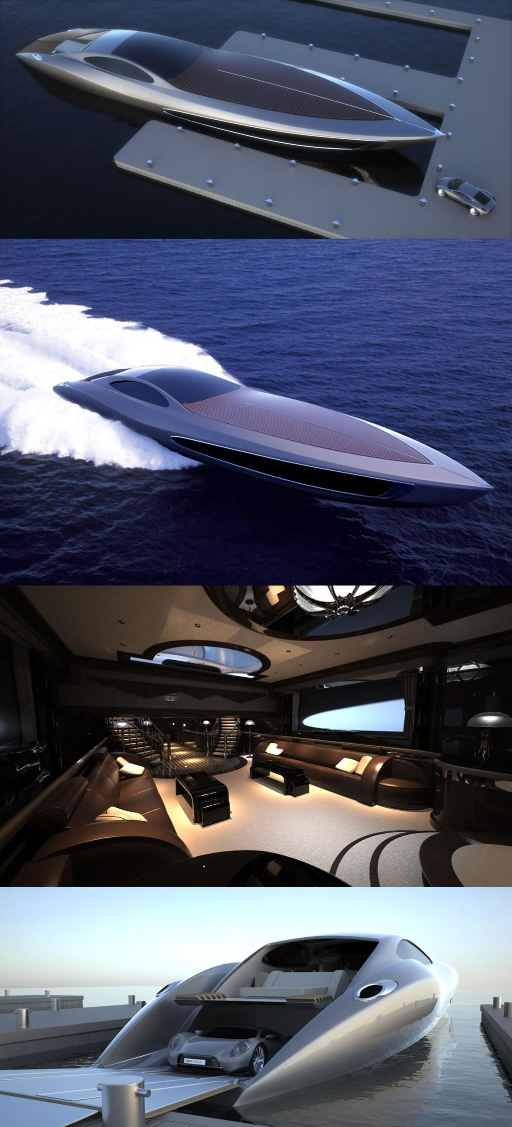 Pin On Speedboat