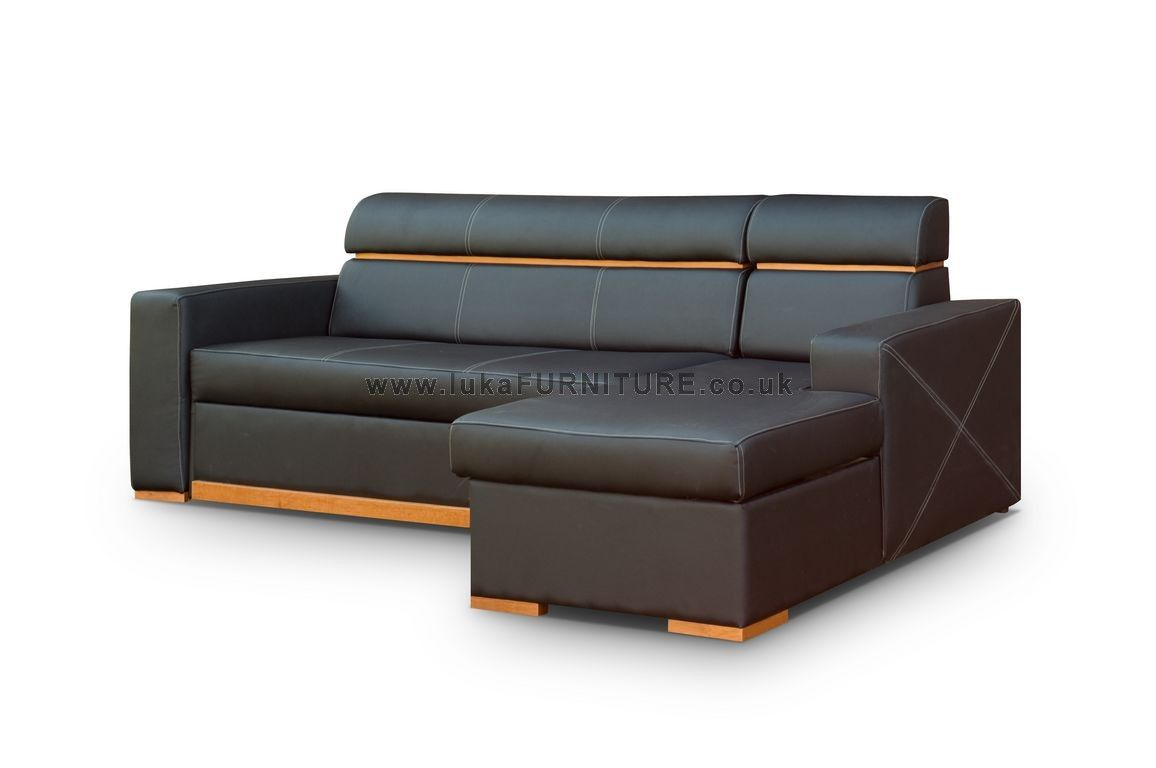 Leather corner sofa bed becky sofa beds pinterest corner leather corner sofa bed becky parisarafo Choice Image