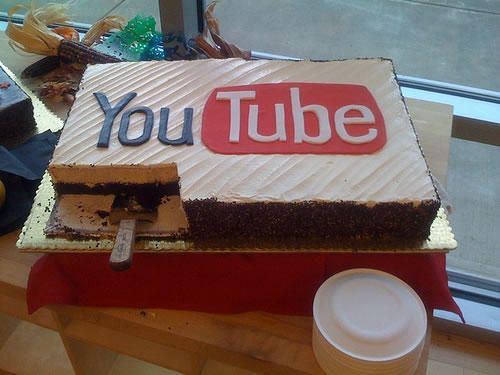 Youtube Cake Design With Images Birthday Party For Teens Youtube Party Youtube Birthday