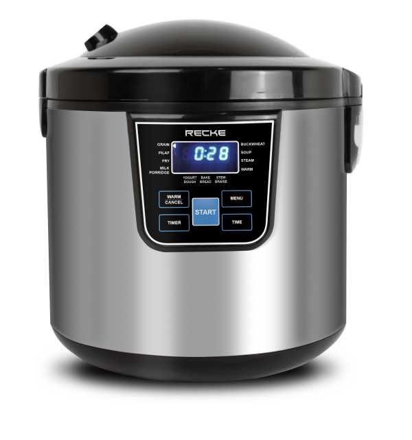 Pin by RECKE MultiCooker on RECKE Multicooker Models - Buy in Dubai