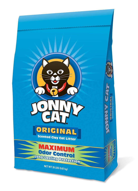 Jonny Cat Original Maximum Odor Control Scented Clay Cat