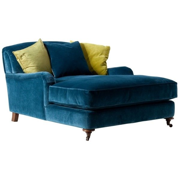 Isadora Sleeper Chair Found On Polyvore Featuring Home Furniture Chairs Accent Sofa And Chaise