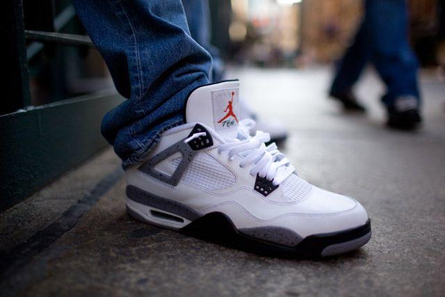 A Closer Look at the Air Jordan 4 Retro