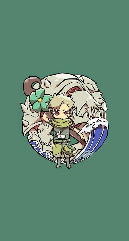 Yagura Isobu 3 Caldas Naruto 1Naruto ShippudenBorutoSasukeCute ChibiNaruto CharactersIphone WallpaperFariy