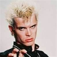 Biily Idol Billy Idol Idol White Hair