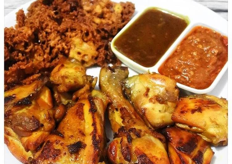 Resep Ayam Kalasan Oleh Aidi Styleshop Resep Resep Makanan Sehat Memasak Resep Ayam