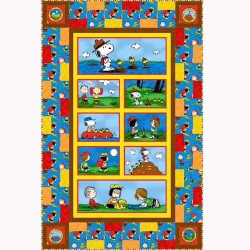 Camp Peanuts Projects