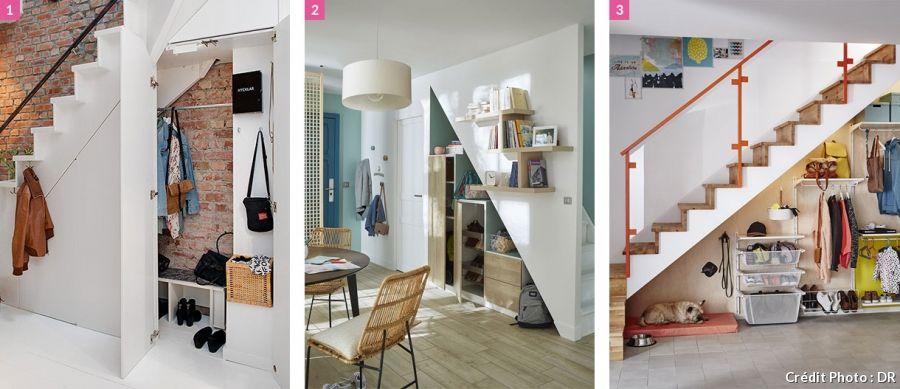 Image Associee Avec Images Escalier Rangement Maison Idee Rangement