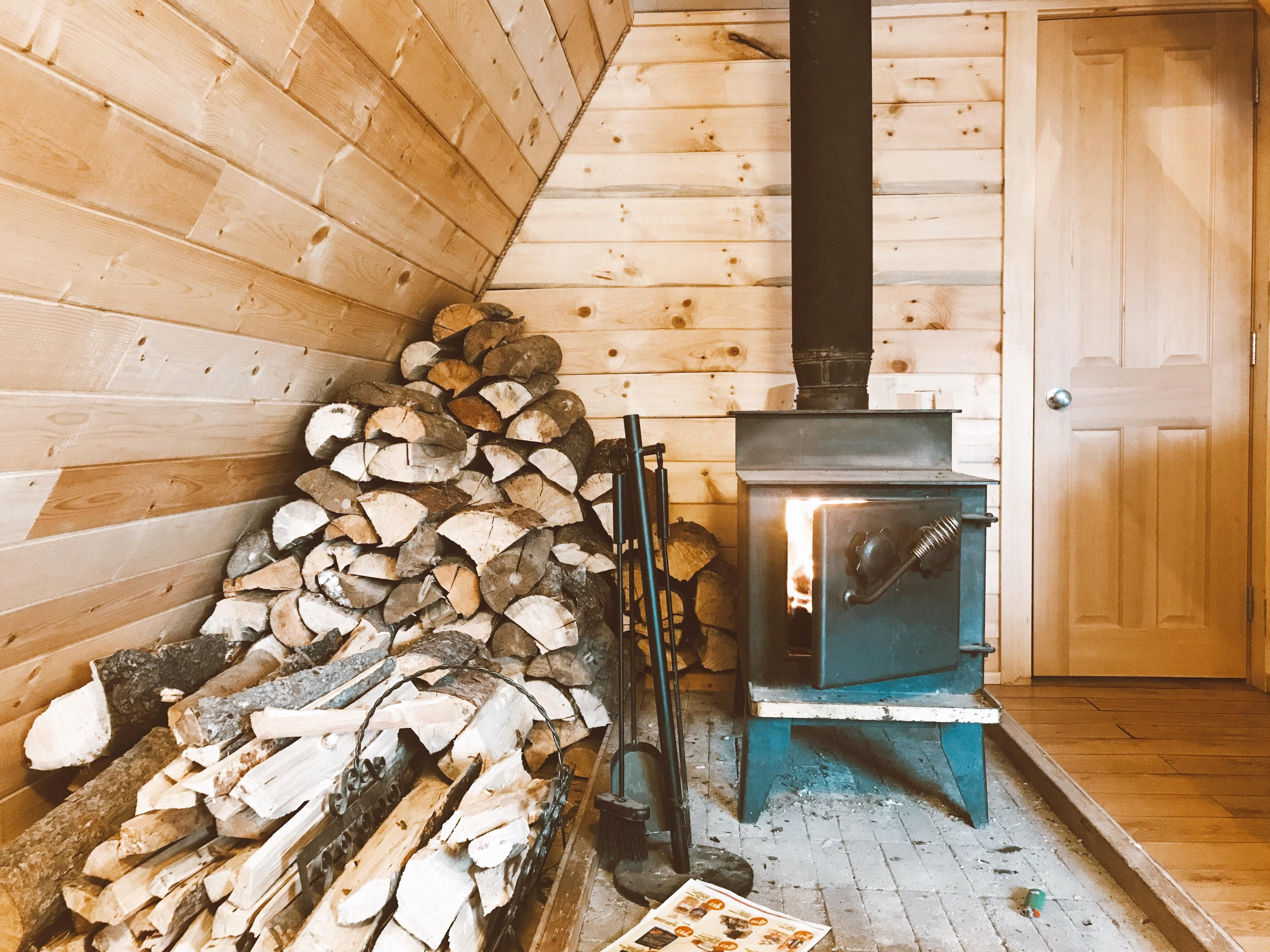 Tiny House Tiny House House Wood