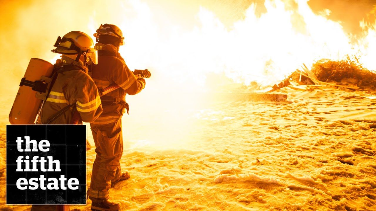 The Fire Within The Secret Battles Of Female Firefighters  The