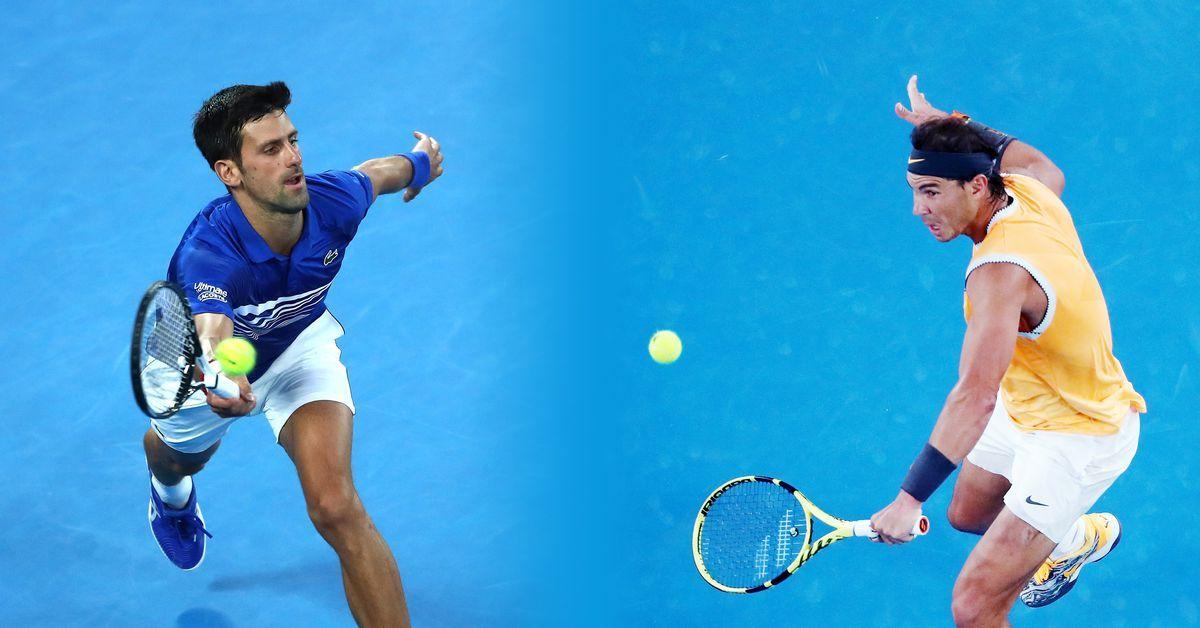 Novak Djokovic Vs Rafael Nadal Live Stream Australian Open Men S Final Time Tv Schedule And How To Watch Online Novak Djokovic Rafael Nadal Australian Open