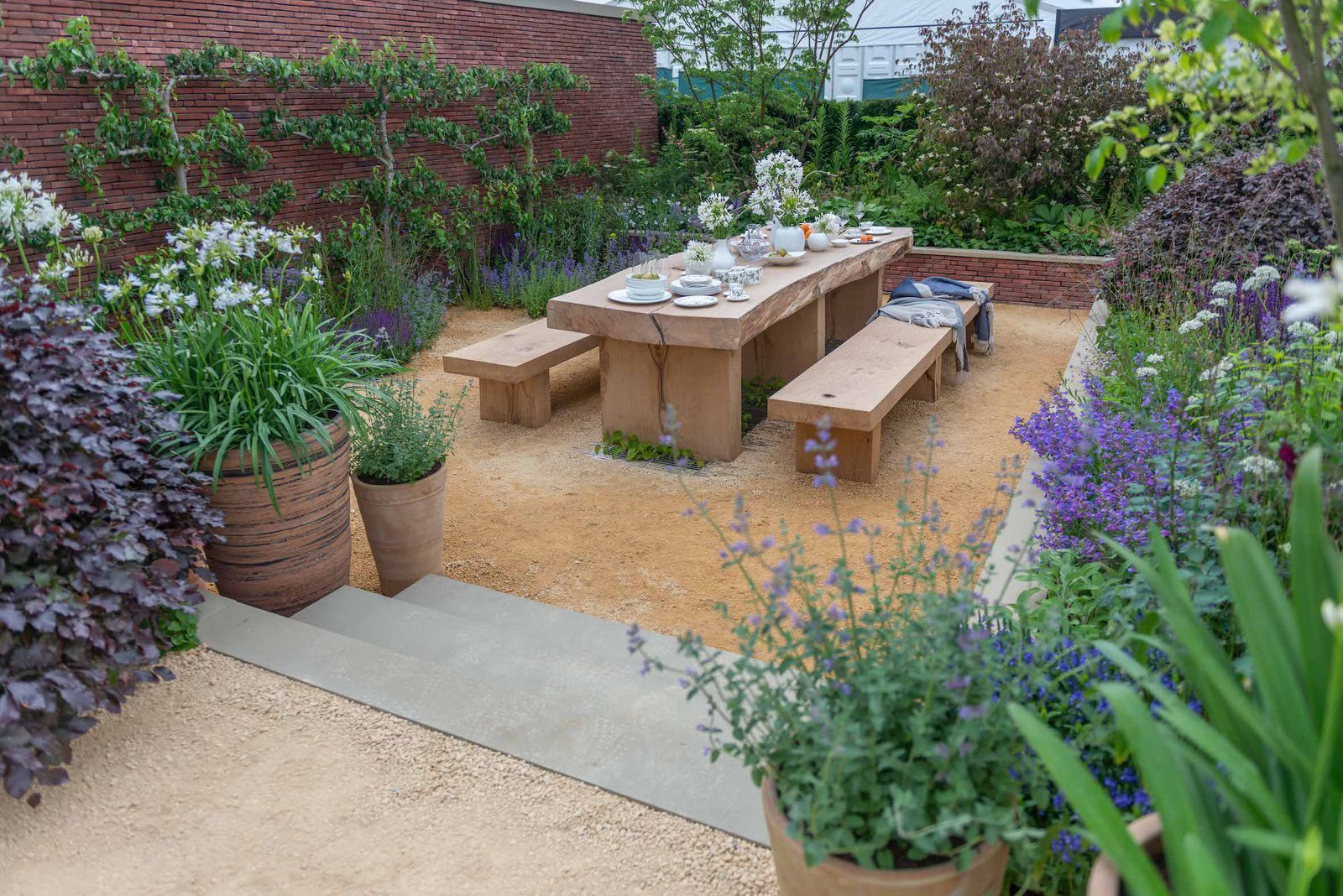 This garden has just made RHS history | Garden design ...