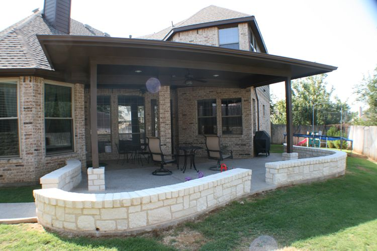 Covered Patio | Fort Worth Patio Builder Makes It Look Like The Addition  Was Always .