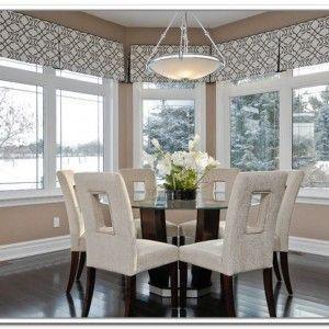 Modern Custom Window Cornices Are The Perfect Finishing Touch For