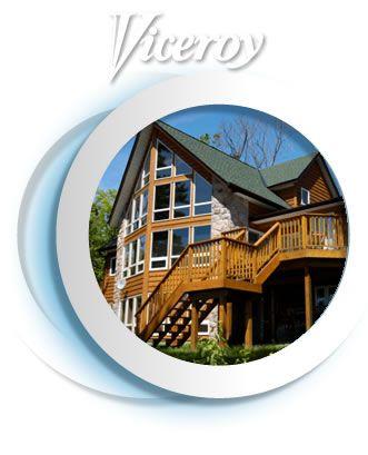 Viceroy homes invermere model