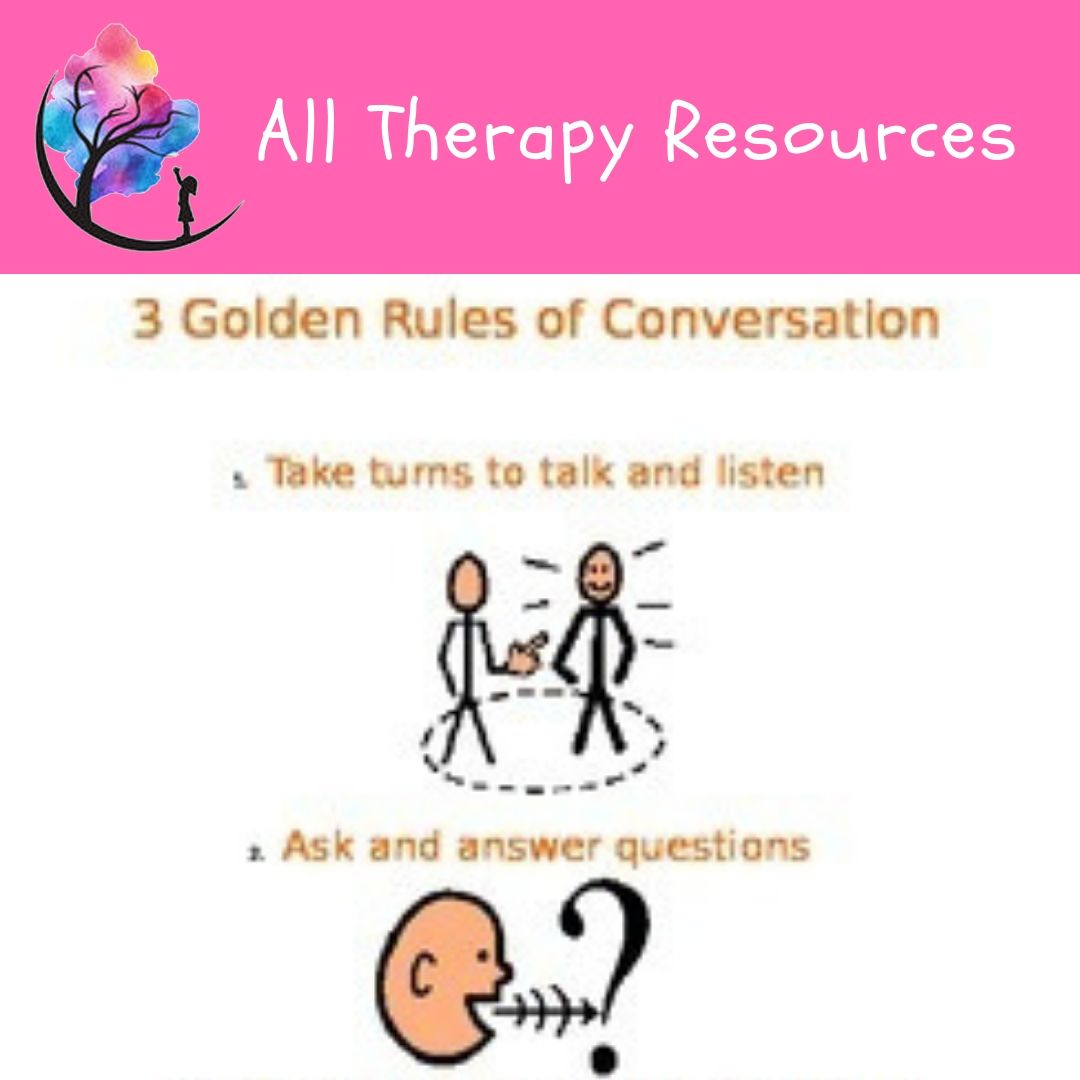Social Skills 3 Golden Rules Of Conversation And